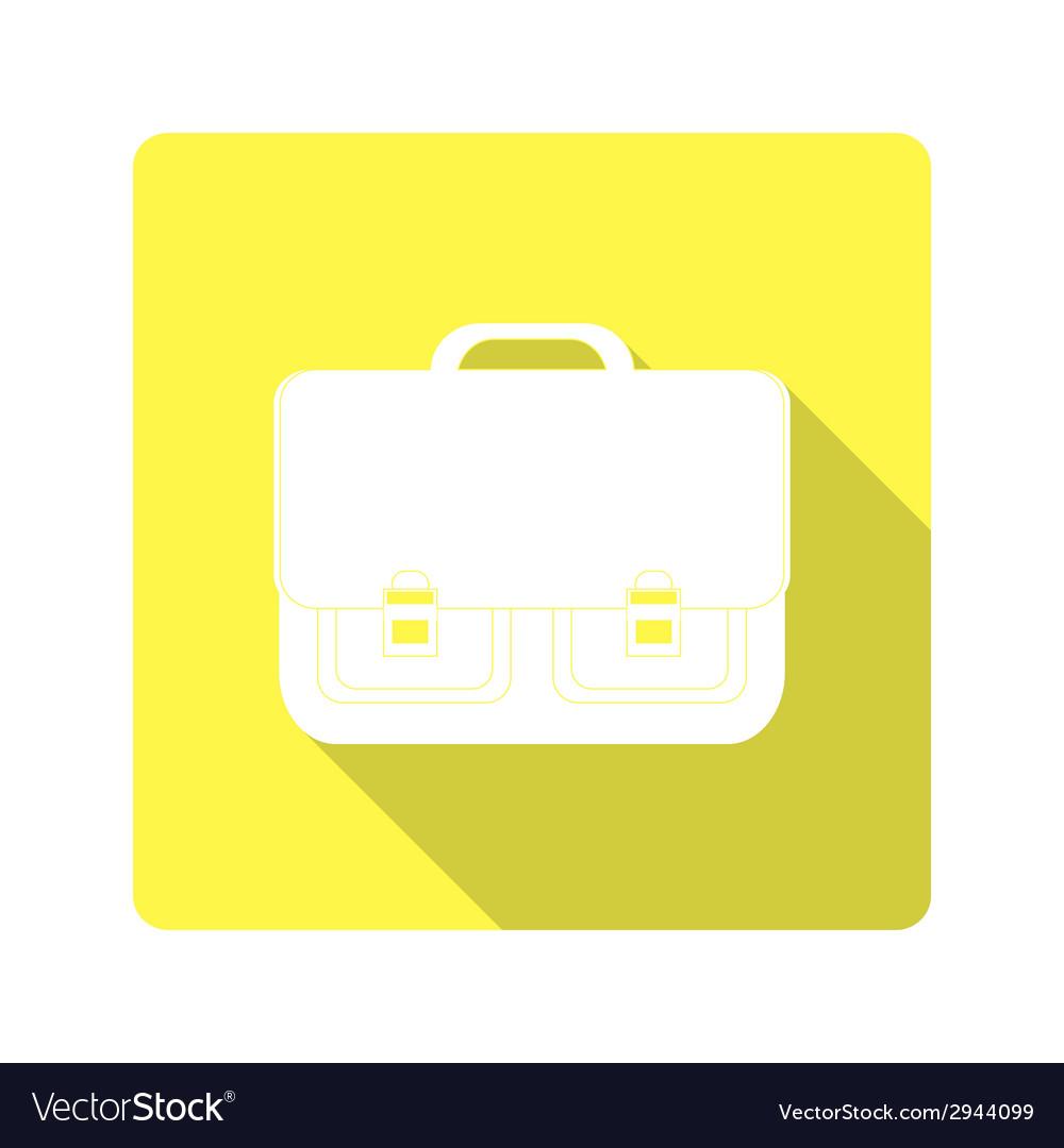 Icon classic school bag