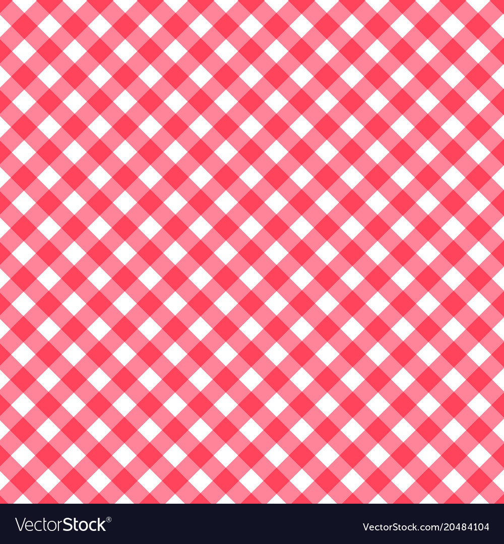 Seamless classic background red diagonal stripes