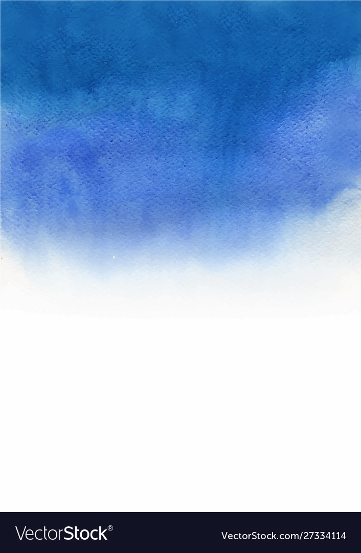 Abstract navy blue gradient background watercolor