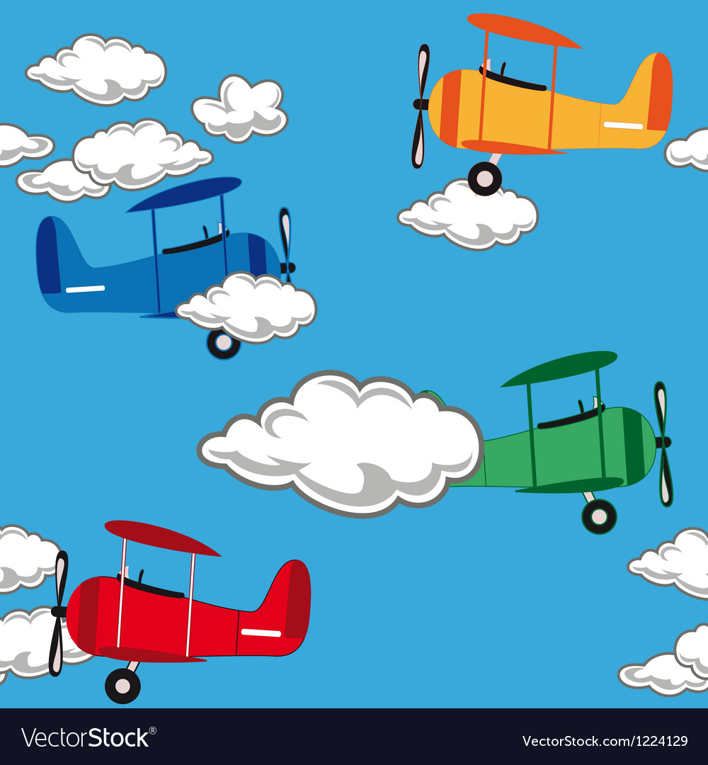 Airplanepattern