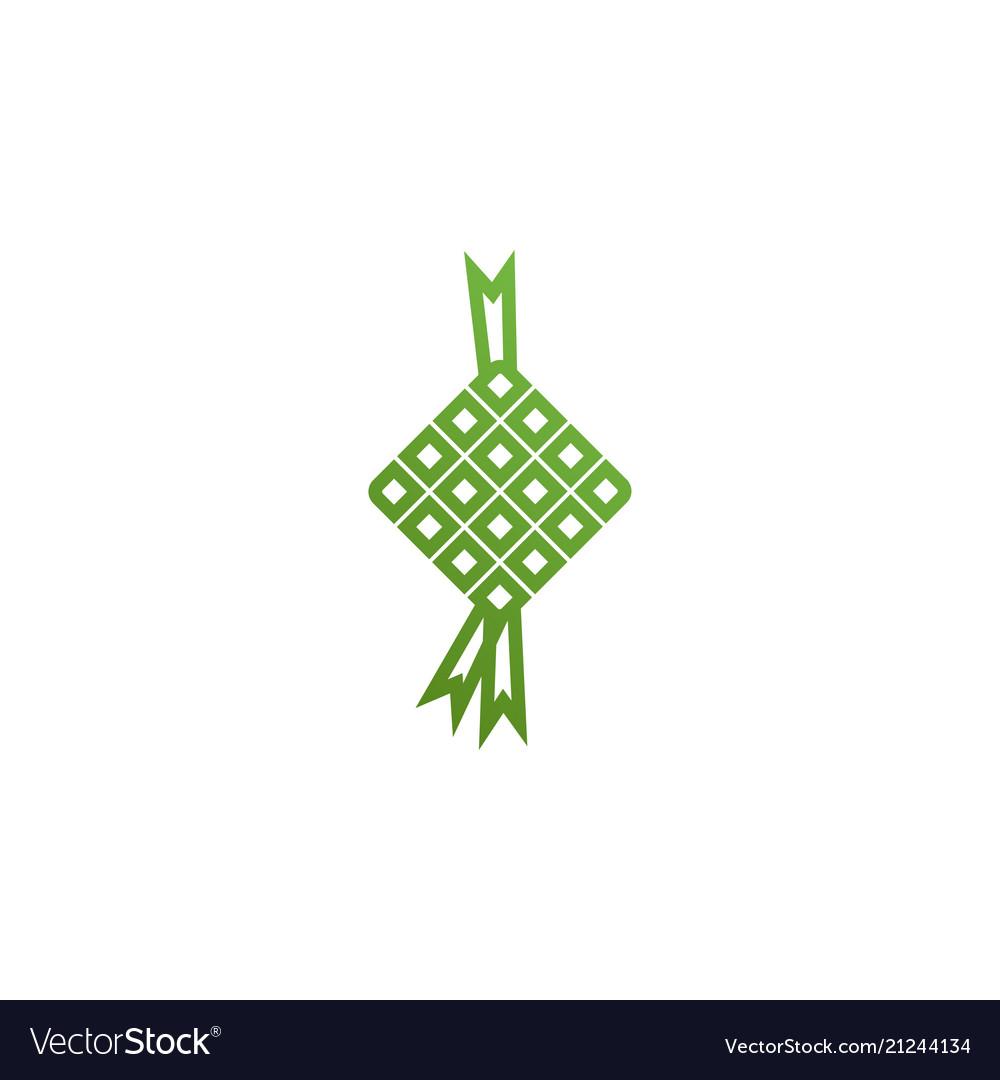 Ketupat eid al fitr ramadan