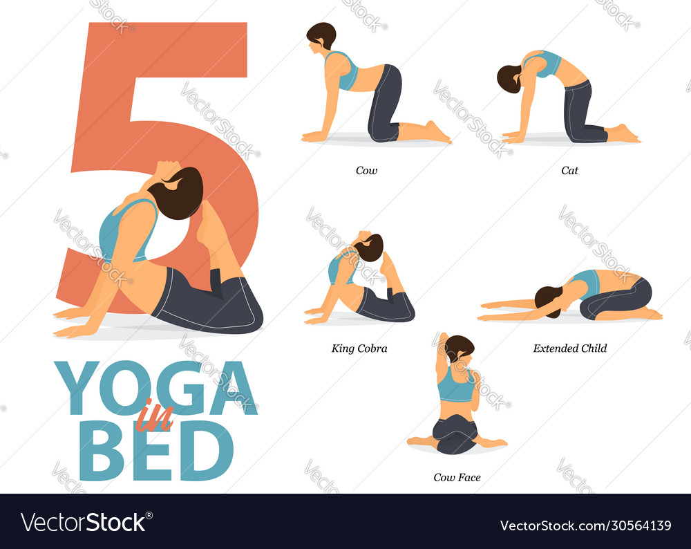 37 yoga poses for easy yoga at home