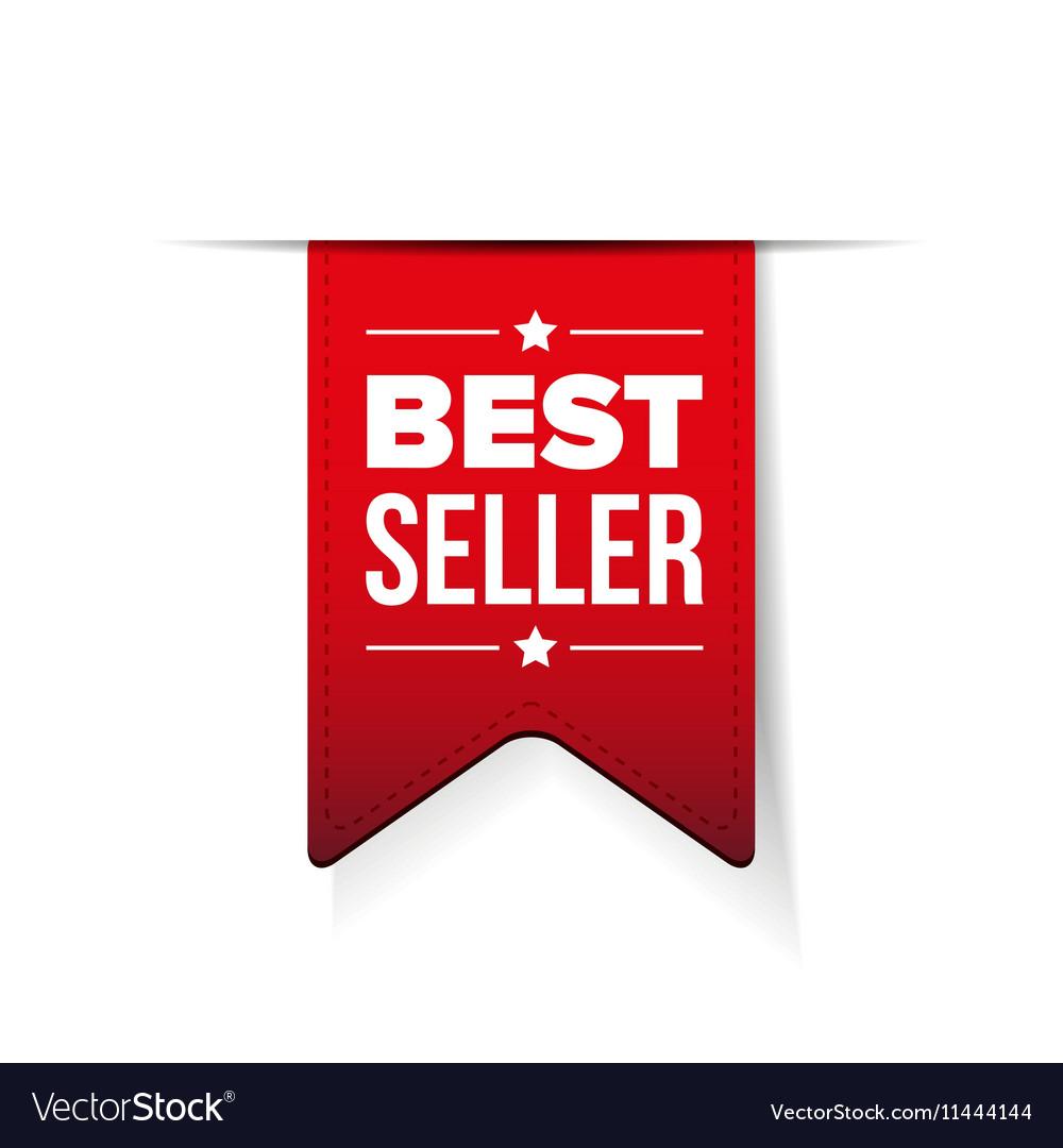 Best Seller red ribbon