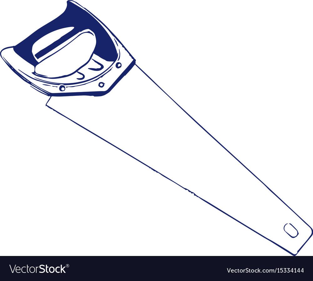 Hacksaw hand saw