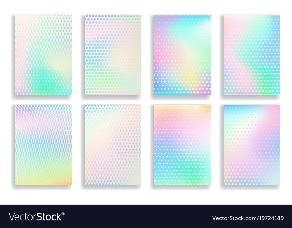 Abstract colorful dotted backgrounds