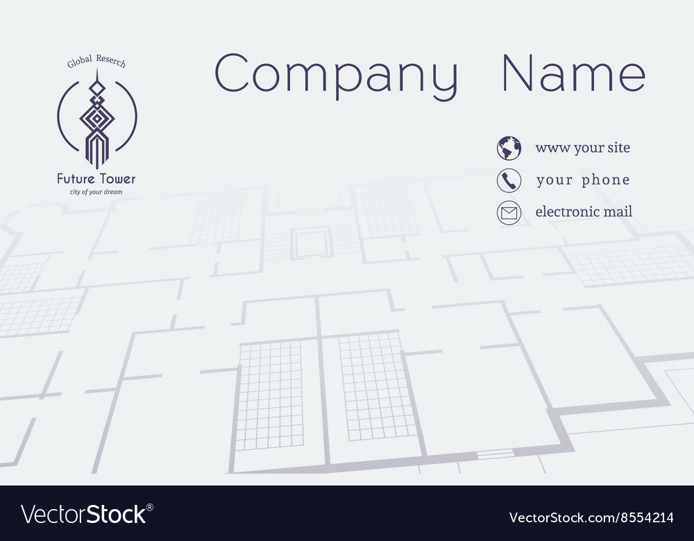 Architectural Business Card