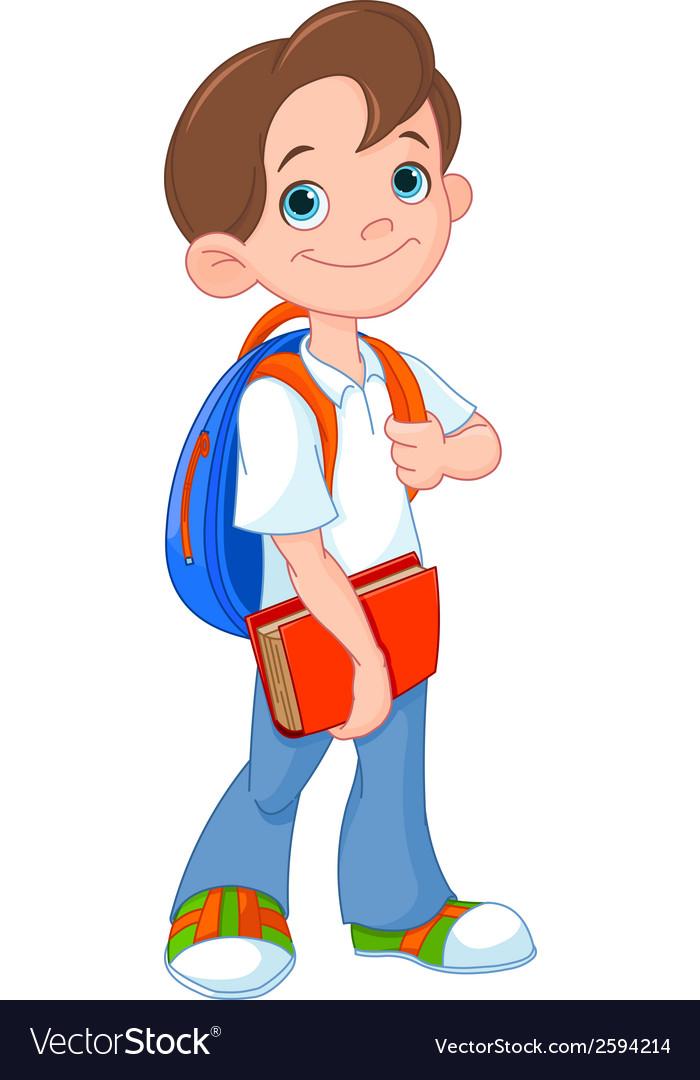 картинка ученика с рюкзаком бесплатные картинки обои