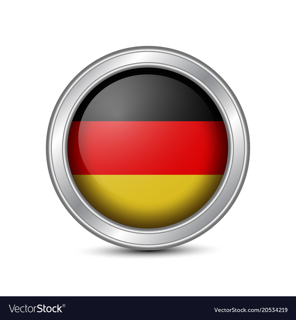 Germany silver round badges