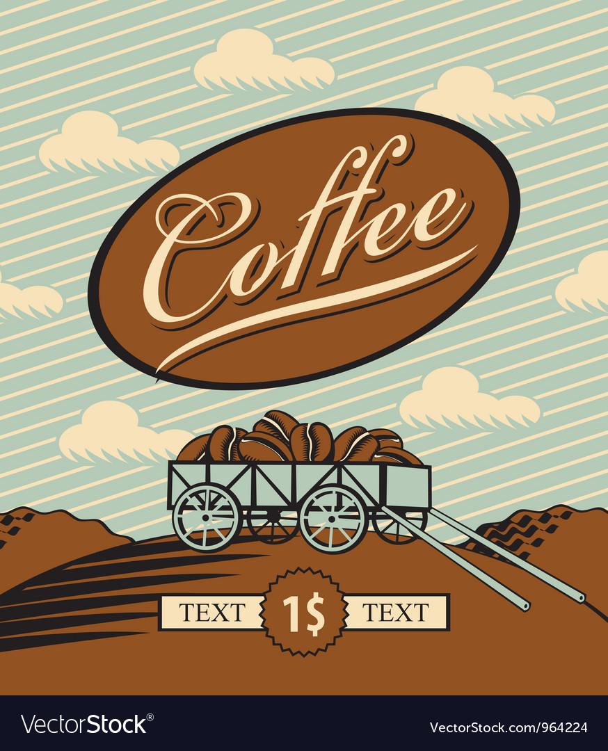 Retro coffee