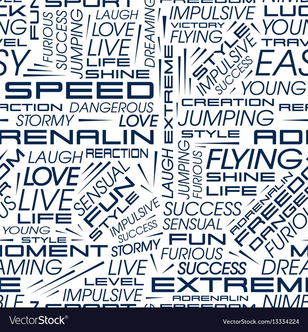 Pattern Words Interesting Inspiration Ideas