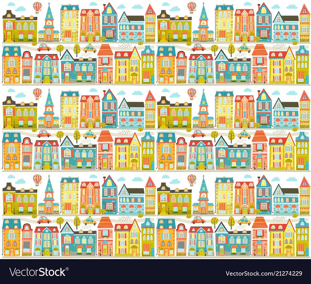 Town pattern