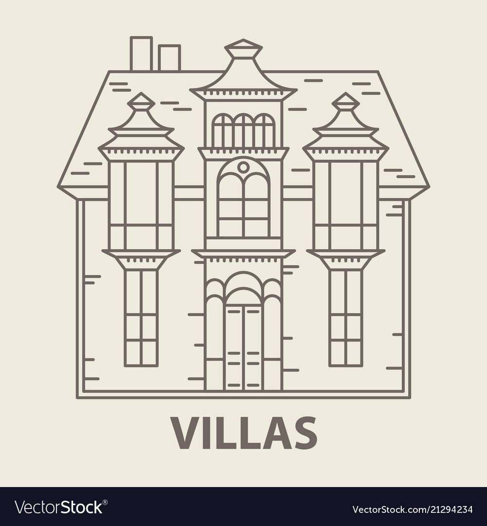 Glamping villa accomodation