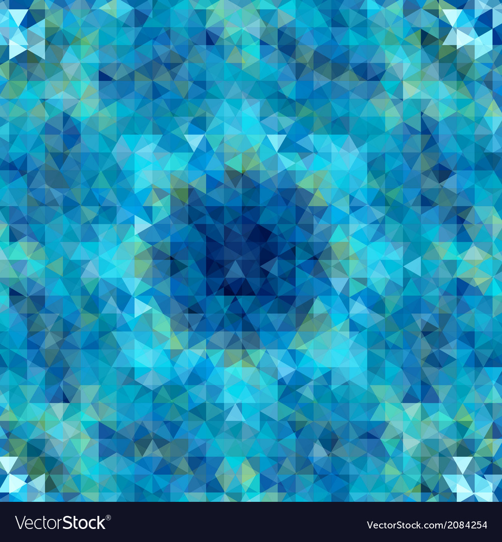 Abstract tiled mosaic background