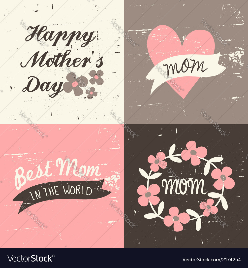 Mothers day cards set1c