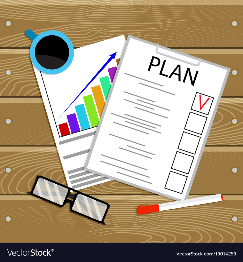 Plan business annual and financial growth