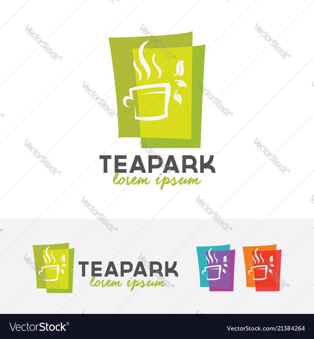 Tea park logo