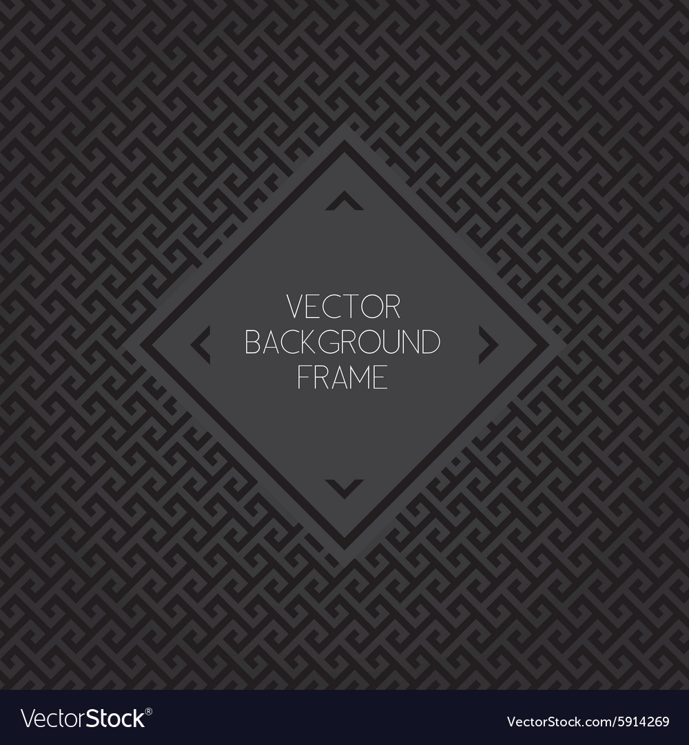 Background graphic templates label vector image