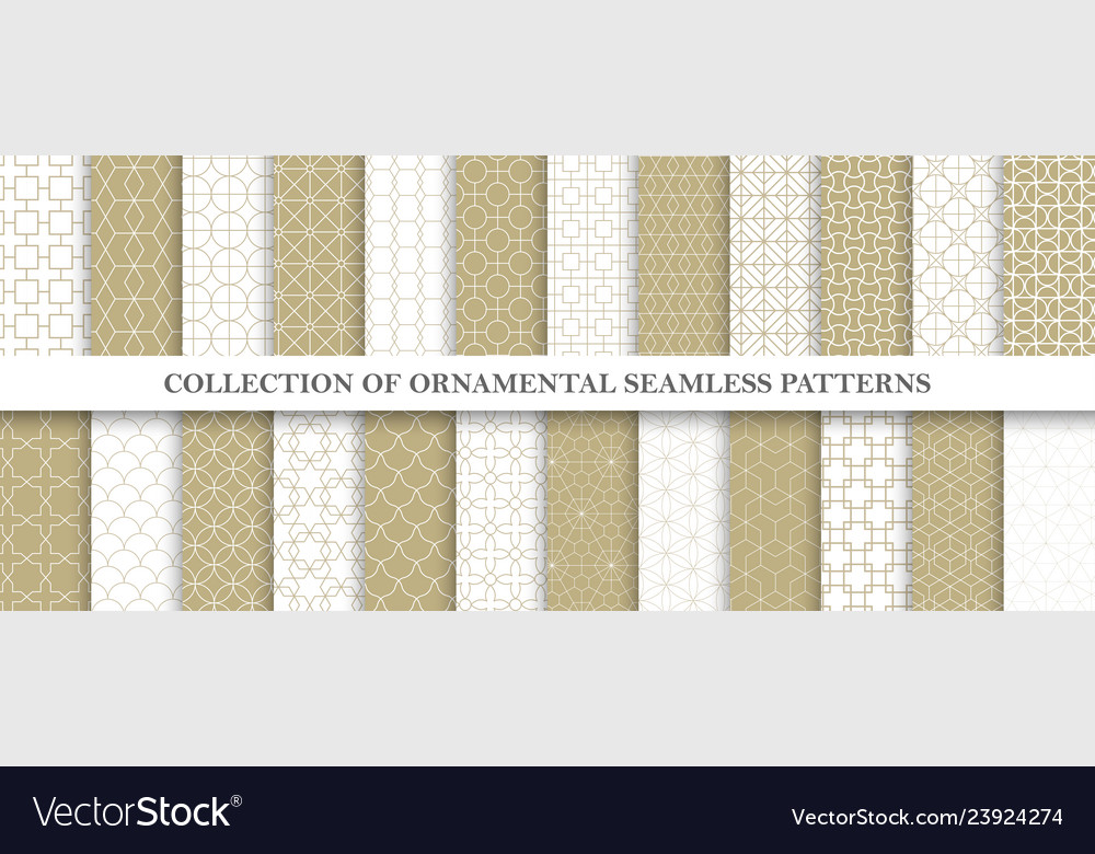 Collection repeatable ornamental