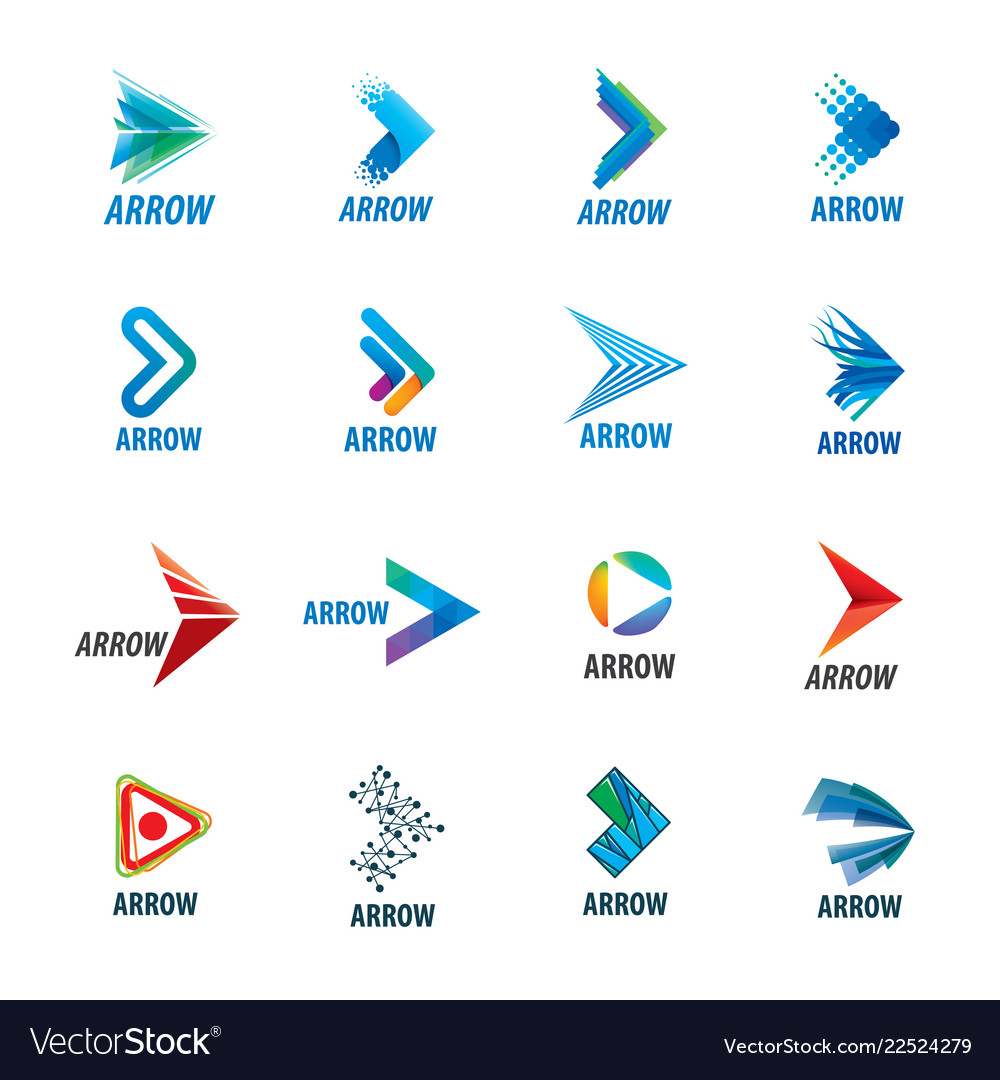 Abstract business logo icon design template