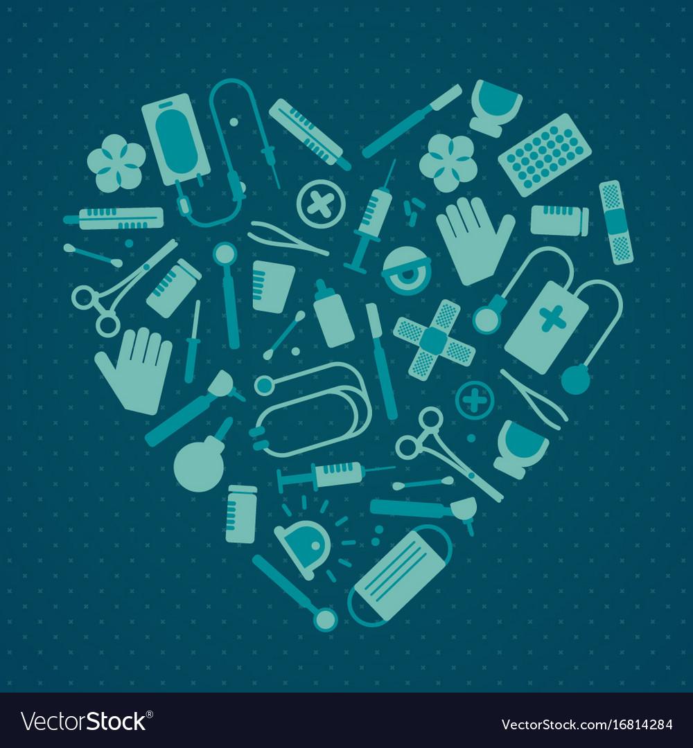 Medical instruments concept