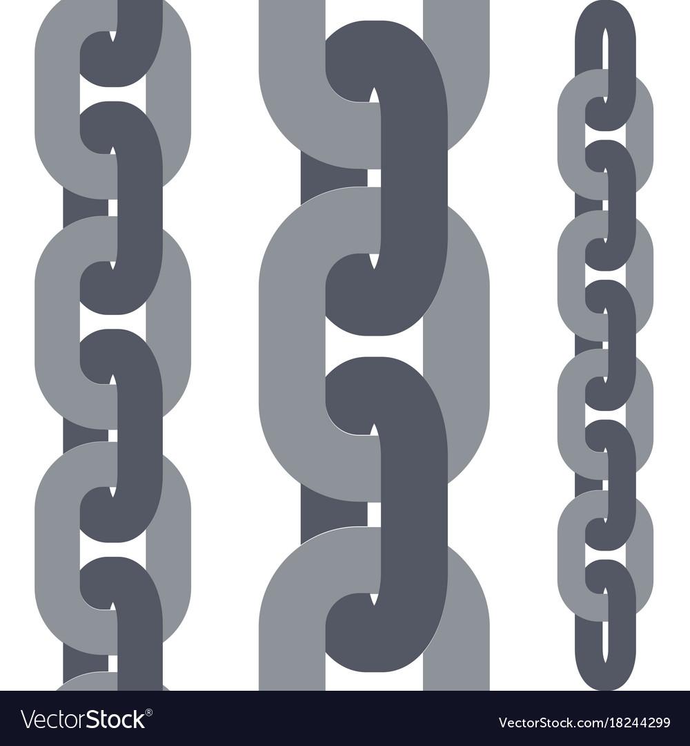 Chain links set