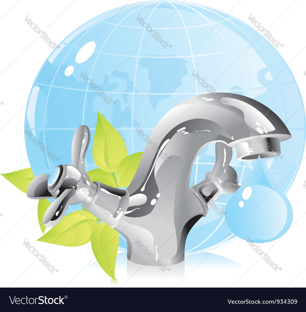 Environmental protection vector image