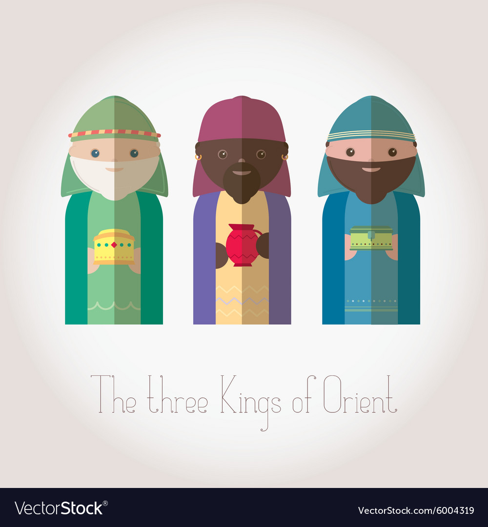 The Three Kings of Orient wiremen