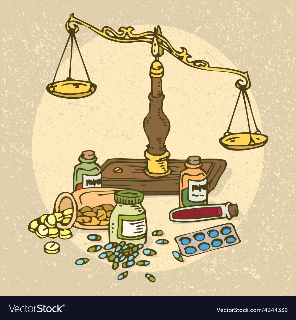 Pharmaceutical Scales and Pills
