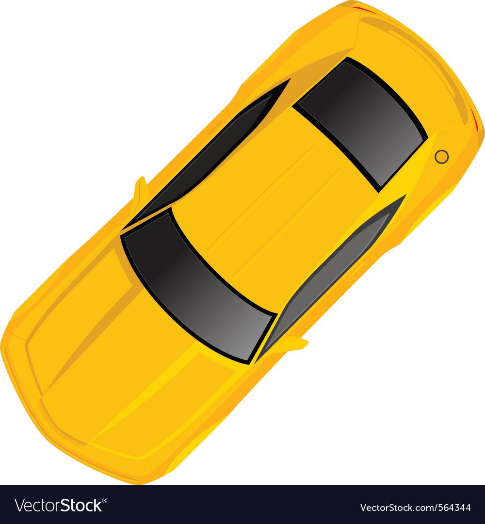 Yellow chevrolet camaro