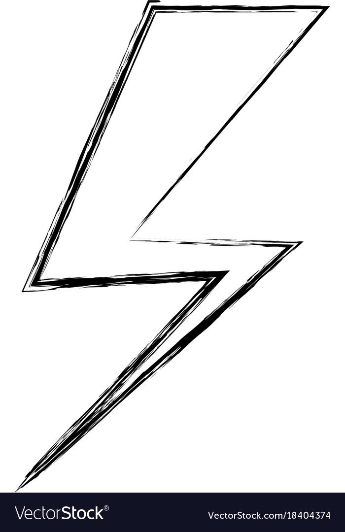 thunder royalty free vector image vectorstock thunder royalty free vector image vectorstock