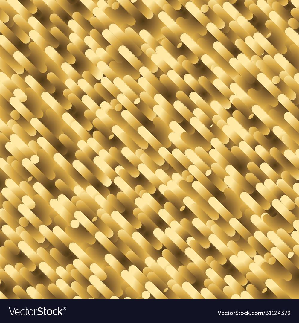 Brush golden lines wallpaper