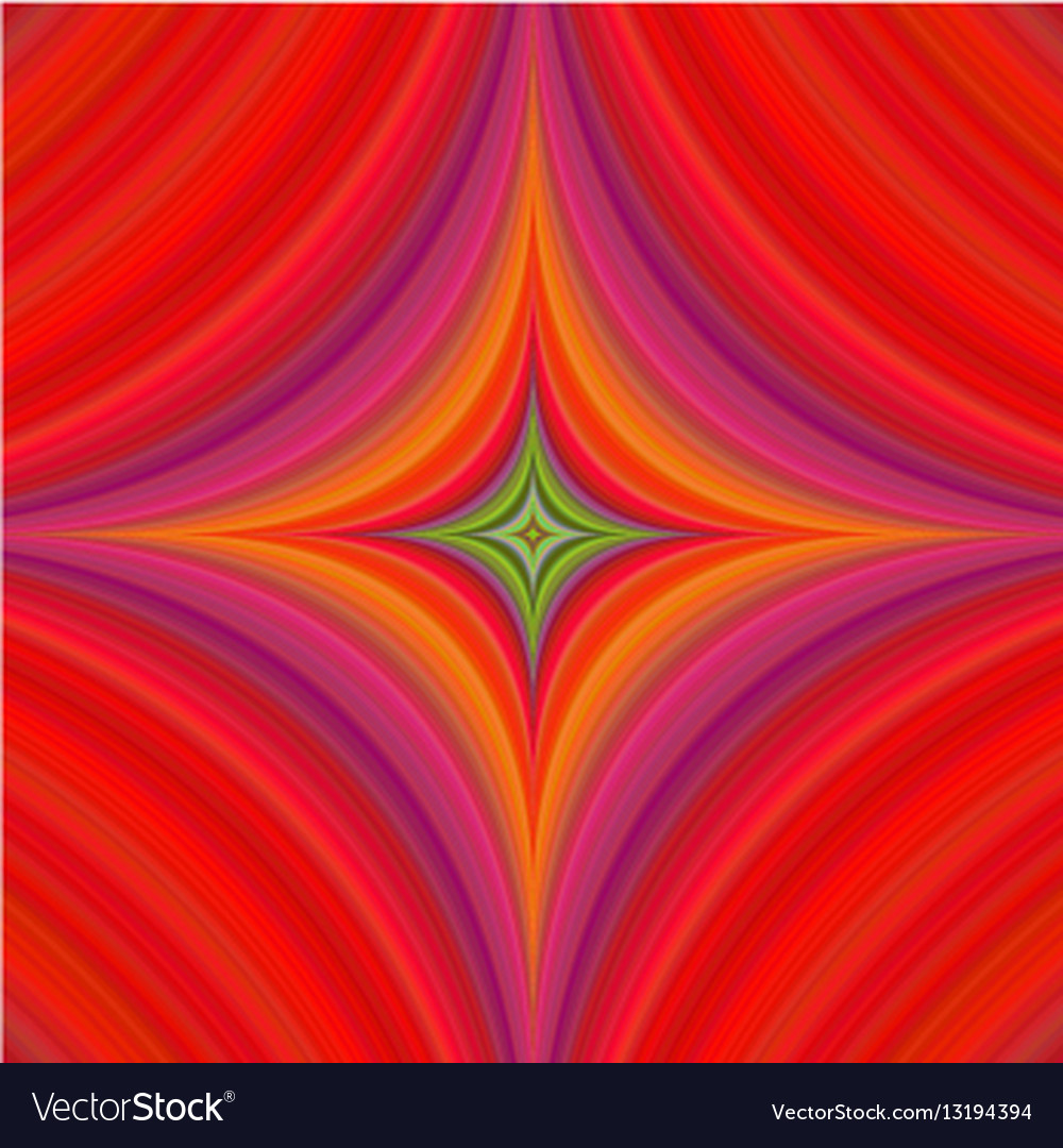 Abstract psychedelic quadratic background design