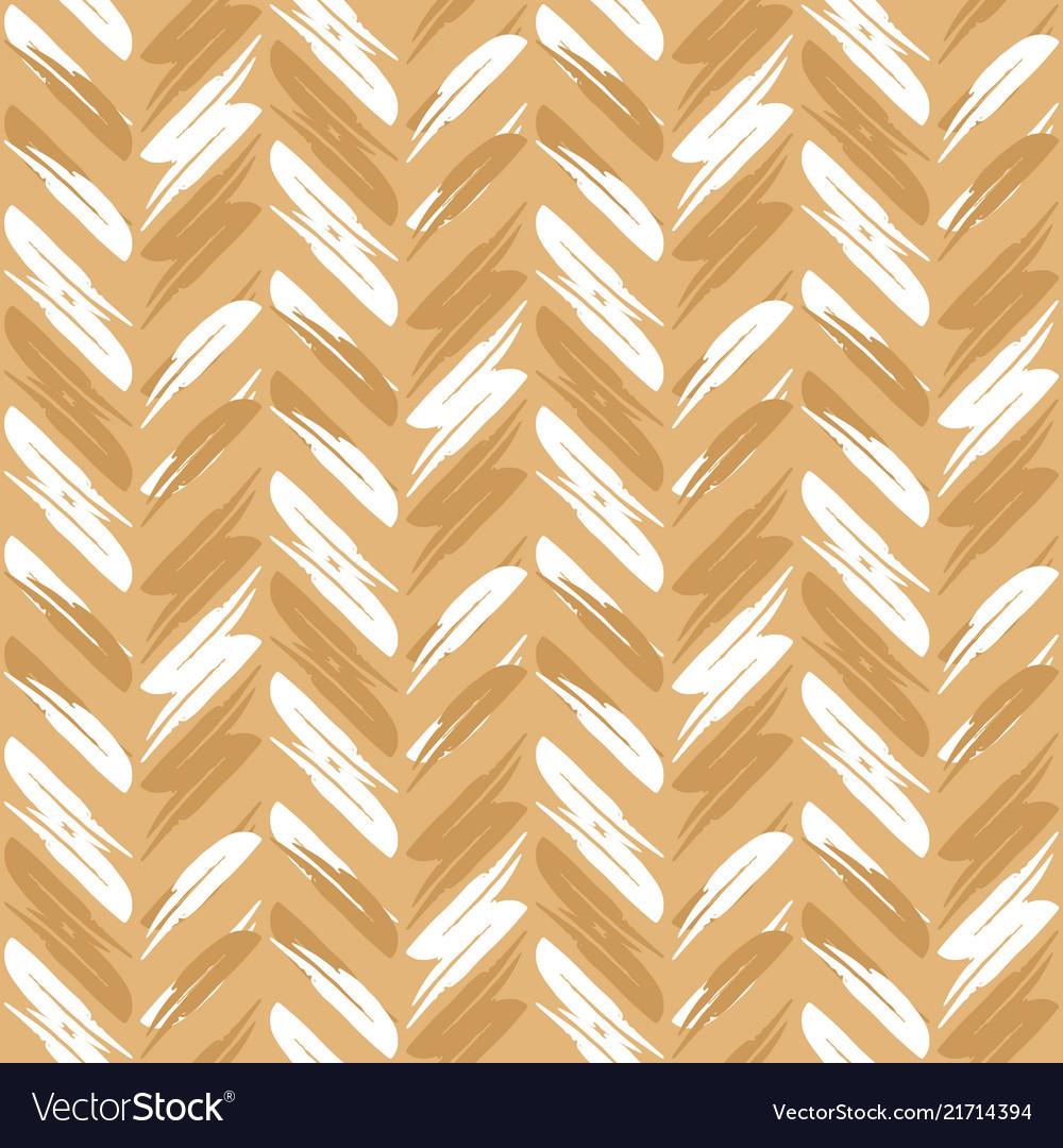 Zigzag pattern seamless zigzag background golden
