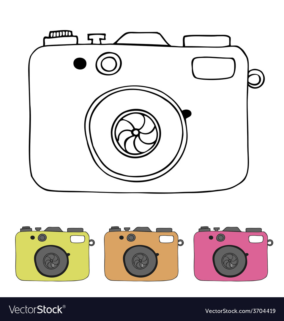 Abstract camera design