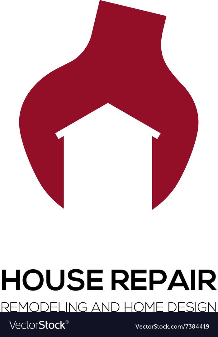 House Building Real Estate Symbol