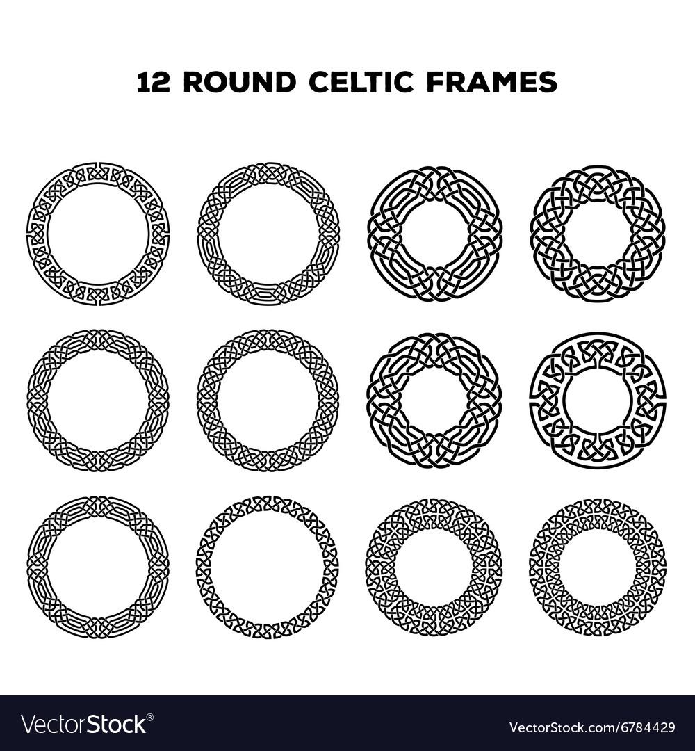 Nett Celtic Picture Frames Zeitgenössisch - Bilderrahmen Ideen ...