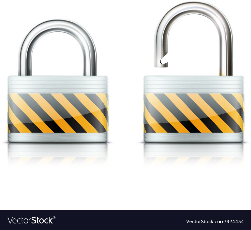 Security concept vector image