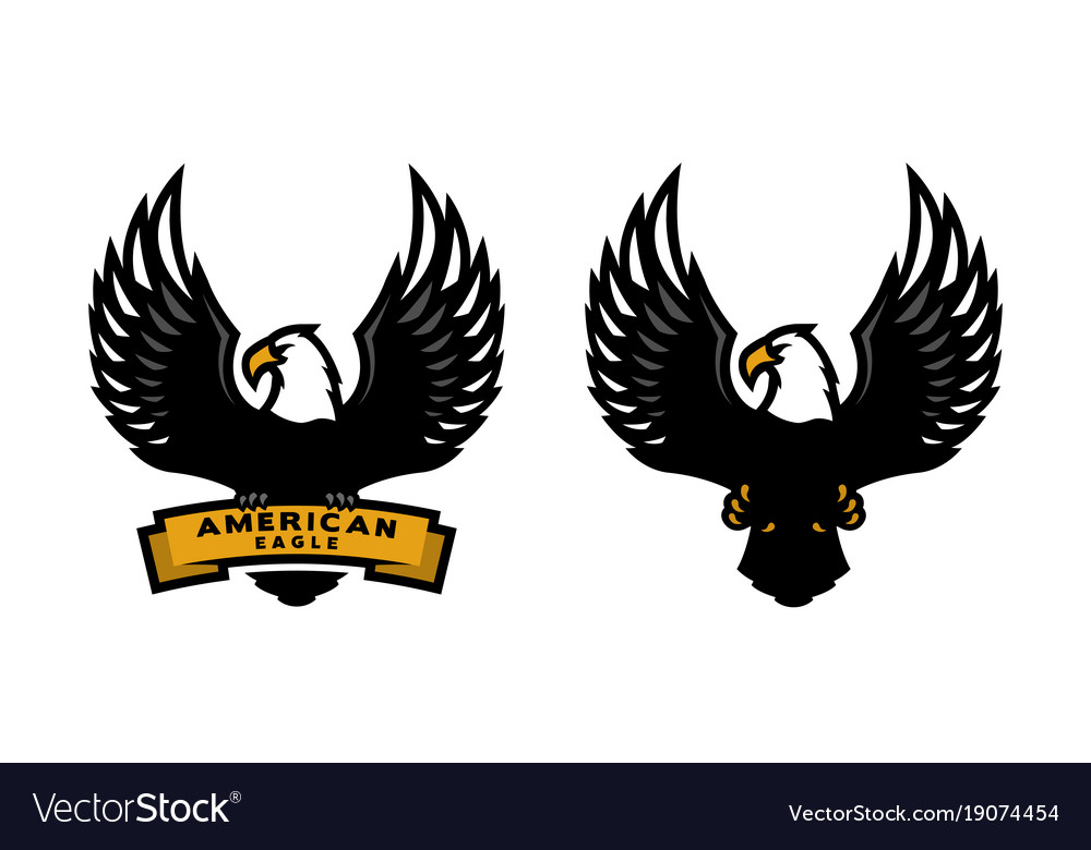 American eagle two versions