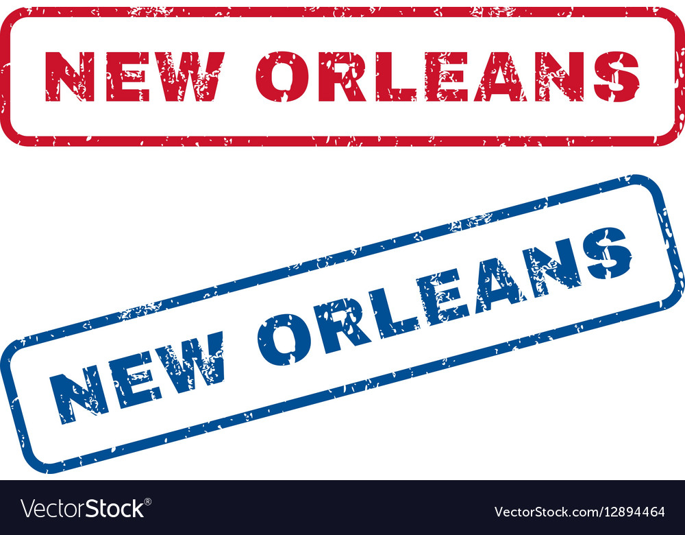 New Orleans Rubber Stamps