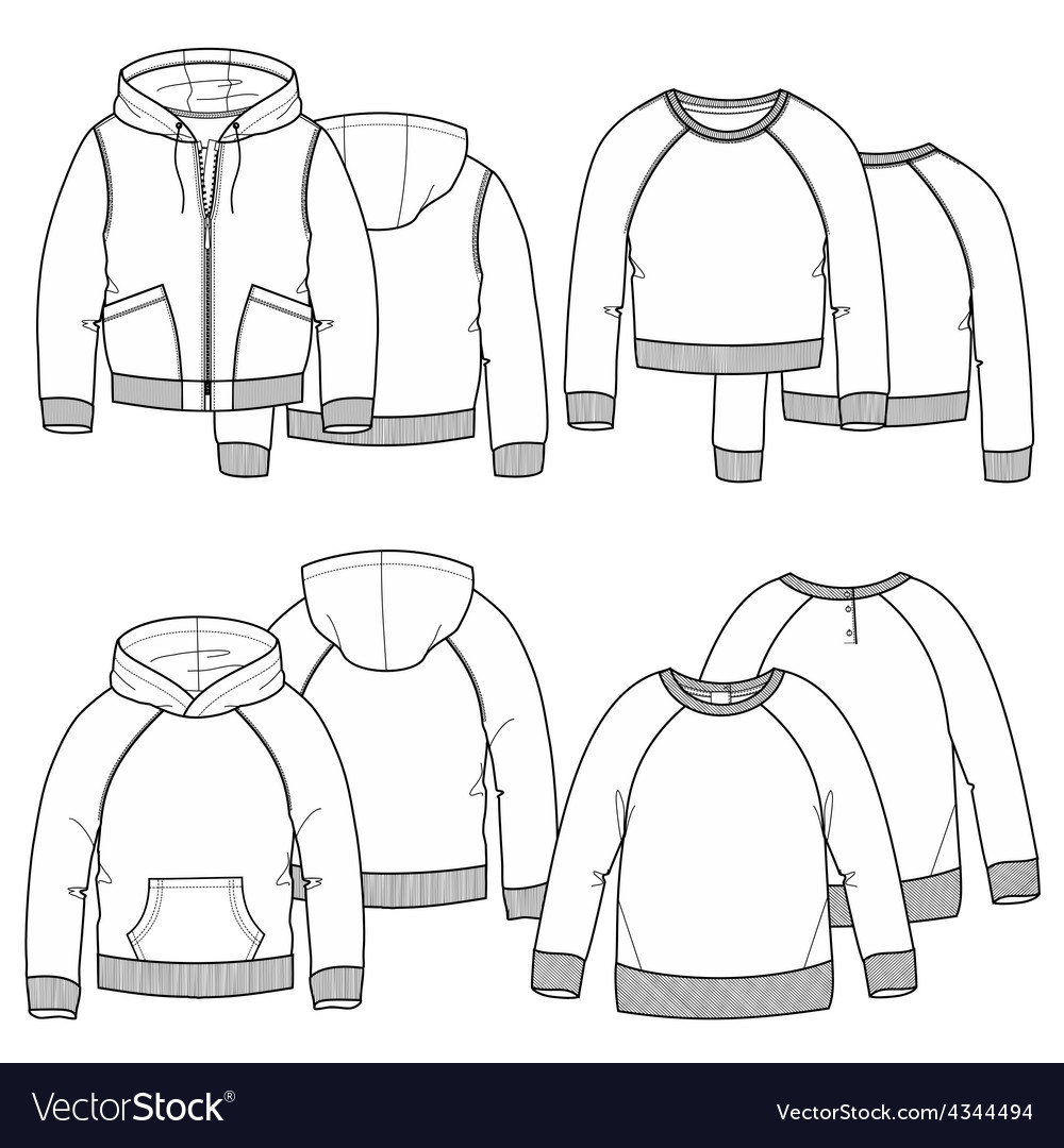 Girls hoodies