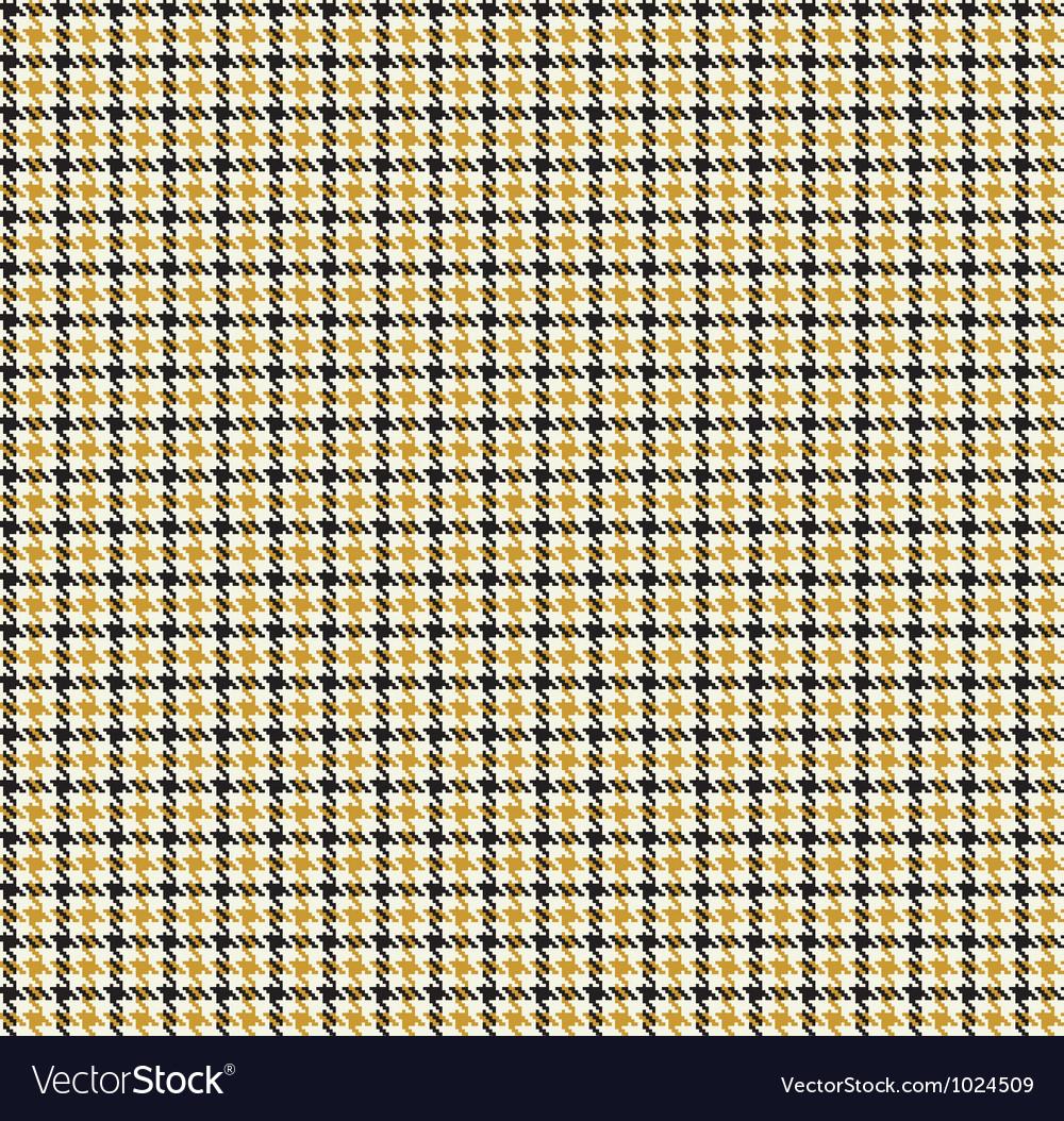 Houndtooths seamless pattern