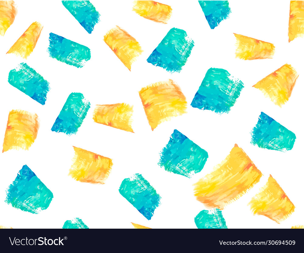 Seamless summer abstract background pattern
