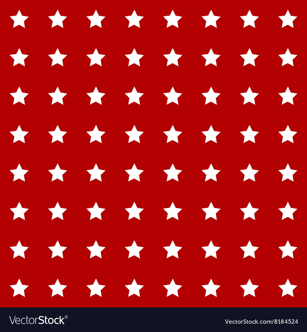 Abstract Seamless geometric pattern with stars on