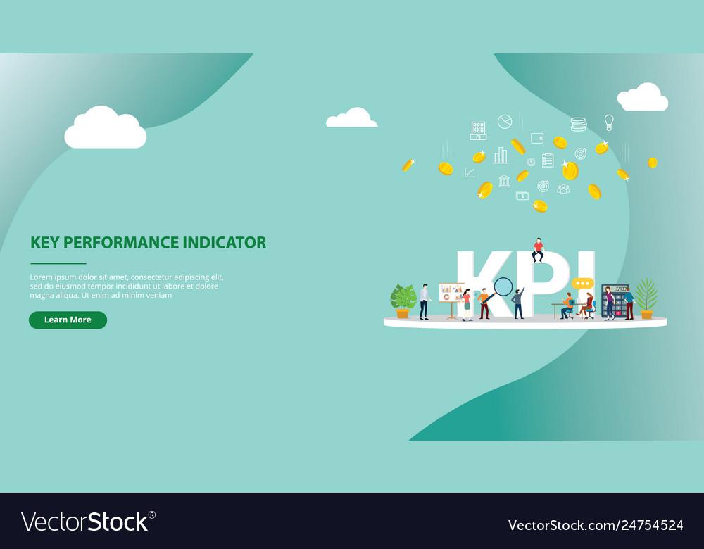 kpi for website performance
