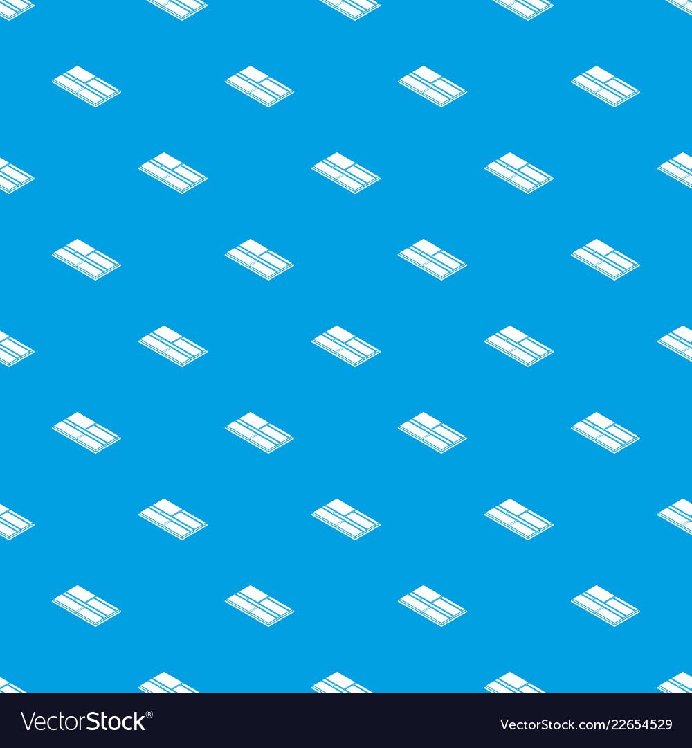 Floor tiles pattern seamless blue