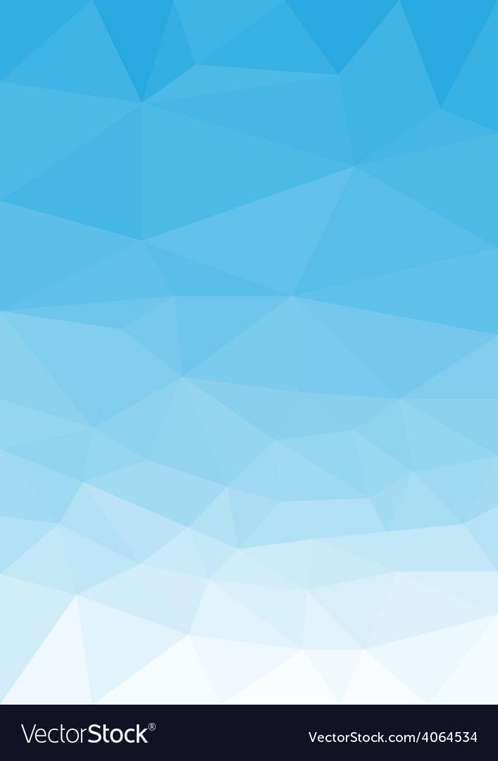 Blue sky portrait