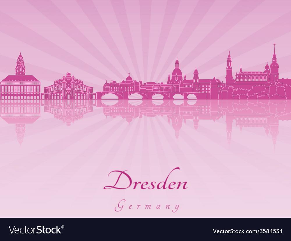 Fesselnde Skyline Dresden Ideen Von