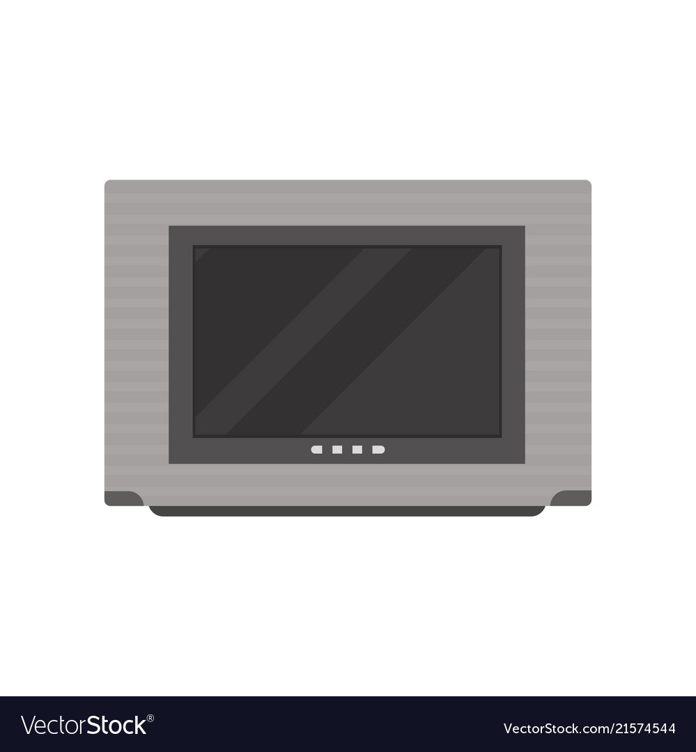 Retro tv television receiver