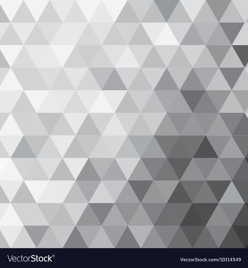 Abstract triangle background patterns