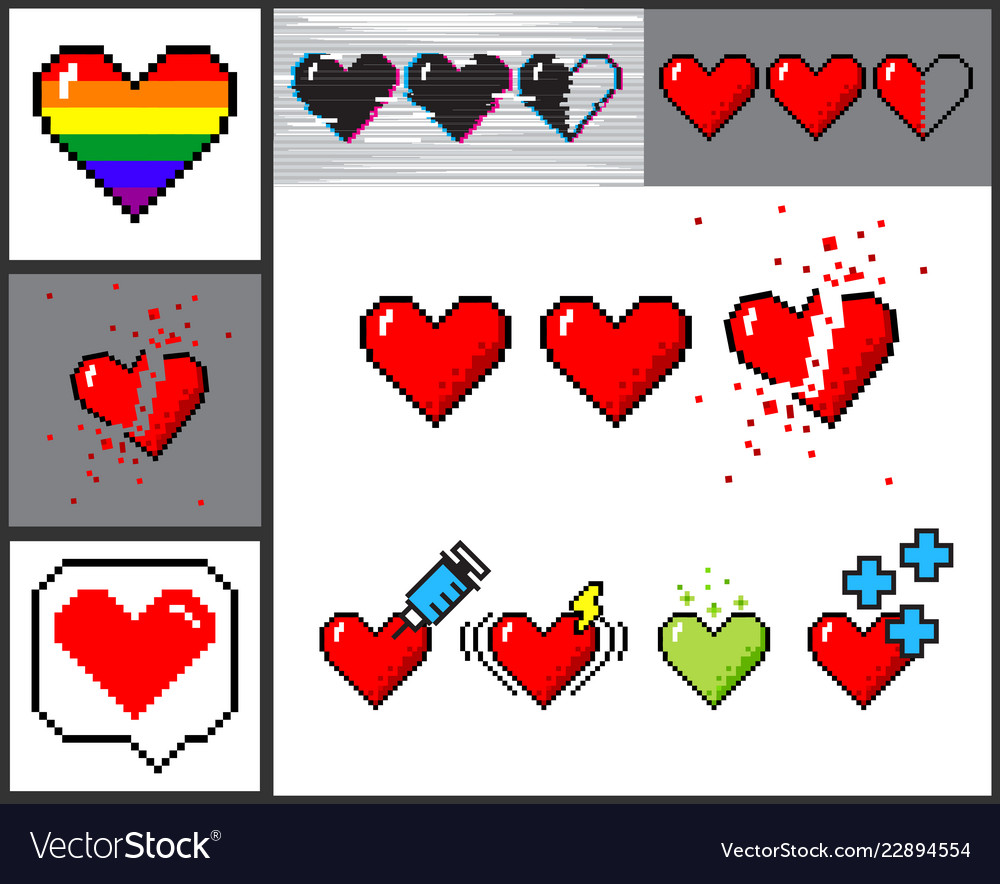 Concept Art For Hearts